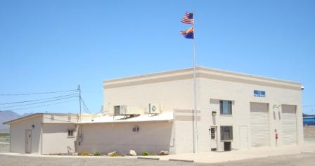 The Public Works building